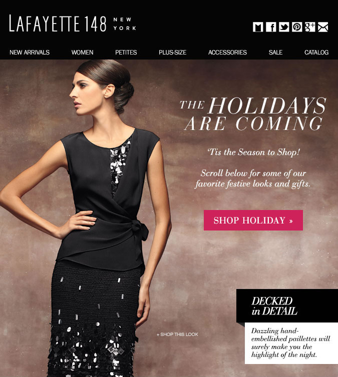 Haute for the Holidays