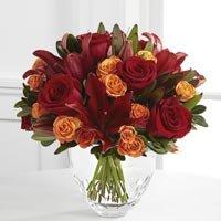 Vera Wang FTD bouquet