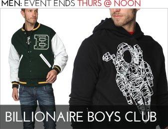 BILLIONAIRE BOYS CLUB - Men