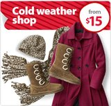 Cold Weather Shop