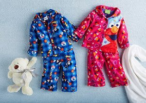 Licensed Sleepwear for Babies