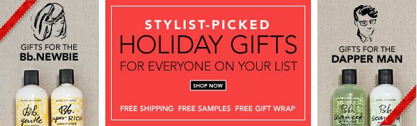 Stylist-picked holiday gifts for everyone on your list