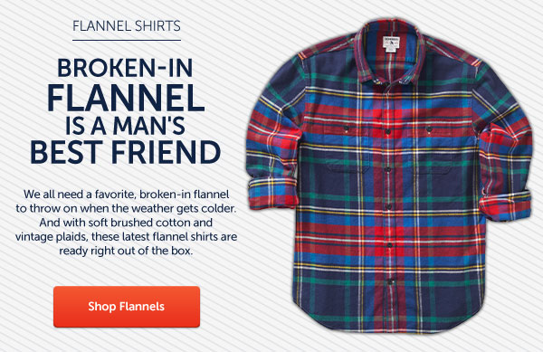 Flannel Shirtsl