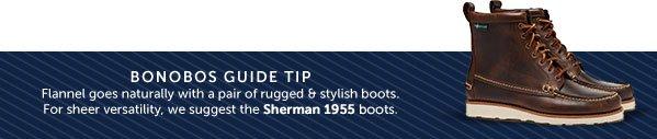 Sherman 1955 Boots