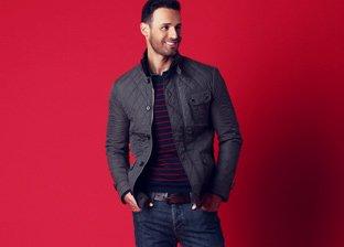 Men's Shop Featuring: Calvin Klein, Burberry & more