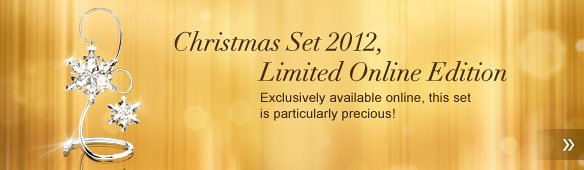 Christmas Set 2012, Limited Online Edition