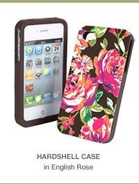 Hardshell Case in English Rose