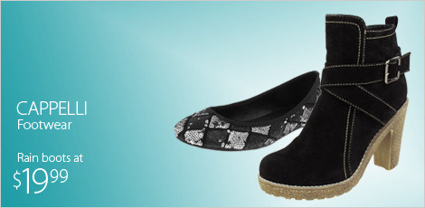 Cappelli Footwear