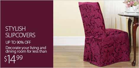 Stylish Slipcovers Prada ties all styles