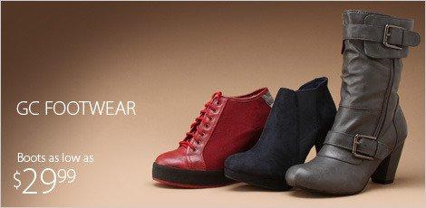 GC footwear