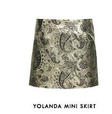 Yolanda Mini Skirt