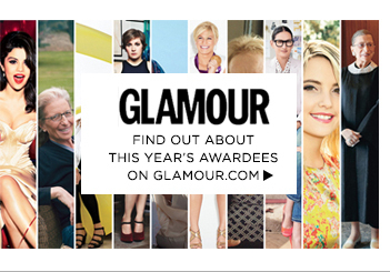 Find out more about Women of the Year and the 2012 Awardees on glamour.com