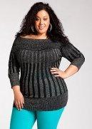 Marilyn Lurex Sweater