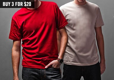 Shop Tees: Fall Colors