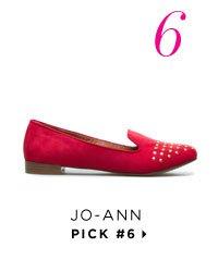 Pick #6 - Jo-Ann