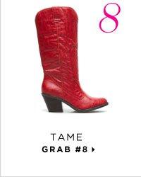 Grab #8 - Tame
