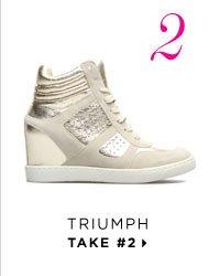 Take #2 - Triumph