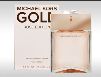 Michael Kors Gold Rose Edition