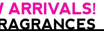 Look... New Arrivals Designer Fragrances!
