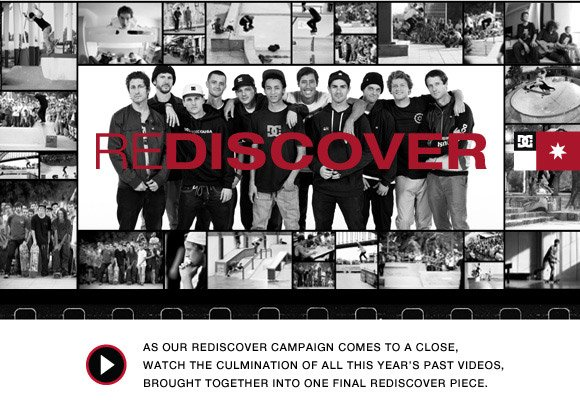 Rediscover - as our Rediscover campaign comes to a close, watch the culmination of all this year's past videos, brought together into one final Rediscover piece.