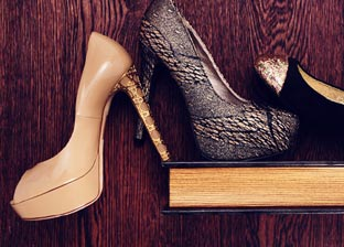 The Statement Shoe: Dior, Sergio Rossi & more