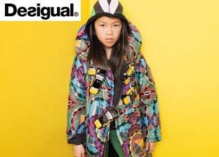 Desigual Kids Apparel