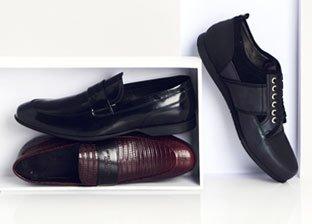 Versace & Just Cavalli Men's Shoes