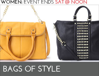 BAGS OF STYLE - Women