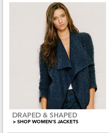 Draped and Shaped