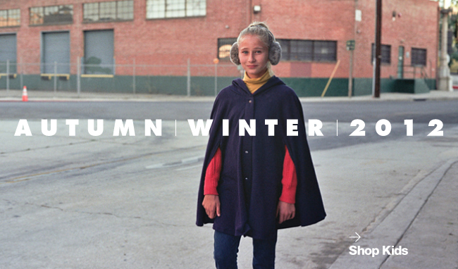 Autumn | Winter | 2012