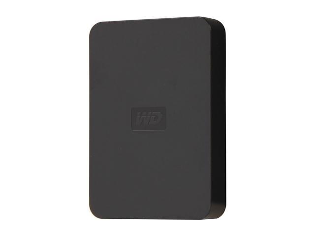 Western Digital Elements SE 1TB USB 3.0 Portable Hard Drive WDBPCK0010BBK-NESN