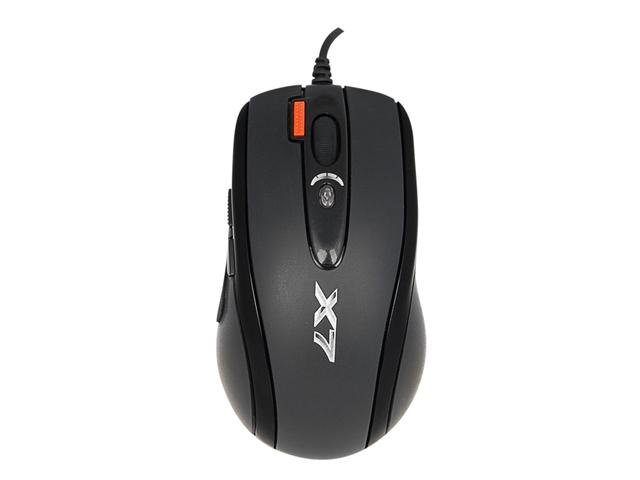 A4-Tech XL-750BK 1ms/3600 dpi/6-speed/7080 FPS Frames Laser Gaming Mouse