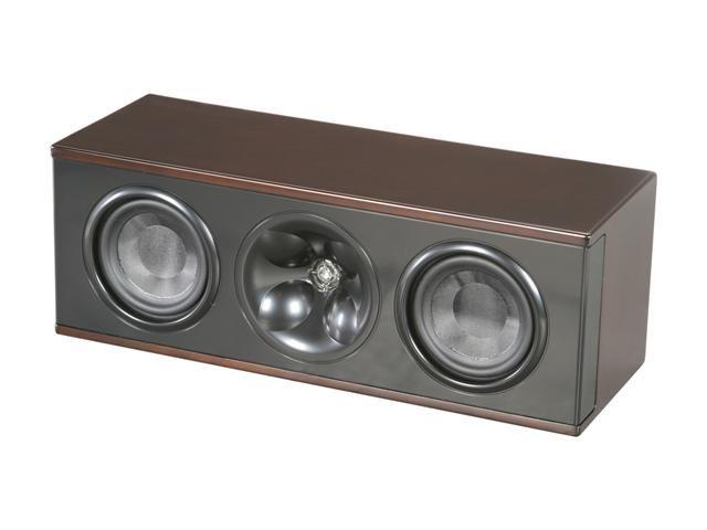 Klipsch WC-24 Icon-W Series Espresso Center Channel Speaker Each
