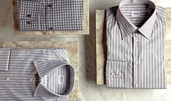 Giorgio Armani Collezioni Dress Shirts - Visit Event