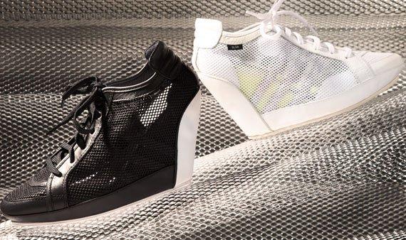 adidas SLVR Footwear- Visit Event