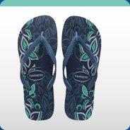 Aloha Navy Blue