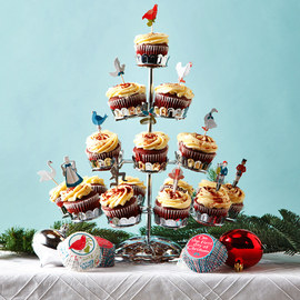 Christmas Cupcakes Collection