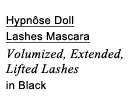 Hypnôse Doll Lashes Mascara | Volumized, Extended, Lifted Lashes in Black