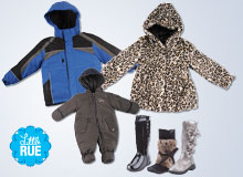 From Slopes to Lodge Kids' Outerwear & Boots
