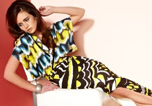BRIGHT FOR THE BEACH: DRESSES, SKIRTS & MORE