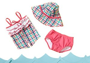 BABY'S FIRST VACATION: SHORTS, SWIMSUITS & MORE