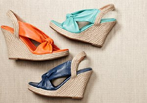 SEE YOU BY THE POOL: ESPADRILLES