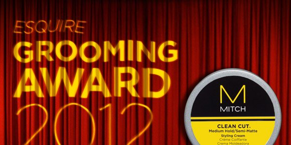 Esquire Grooming Award 2012