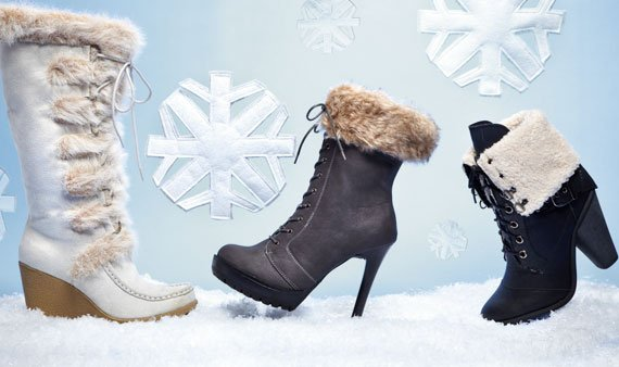 Warm & Fuzzy Boots- Visit Event