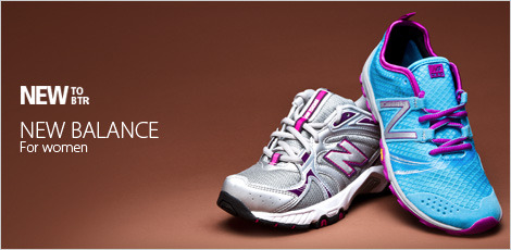 New Balance for women & more