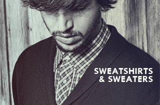 Sweaters and Sweatshirts