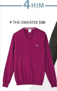 » THE SWEATER