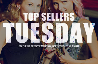 Top Sellers Tuesday