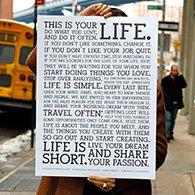 Holstee Manifesto Poster