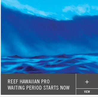 Reef Hawaiian Pro